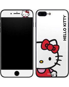 Hello Kitty Classic White iPhone 8 Plus Skin