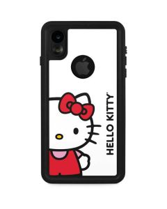 Hello Kitty Classic White iPhone XR Waterproof Case
