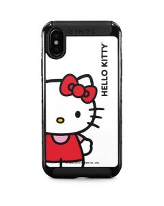 Hello Kitty Classic White iPhone XS Cargo Case