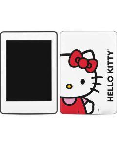 Hello Kitty Classic White Amazon Kindle Skin