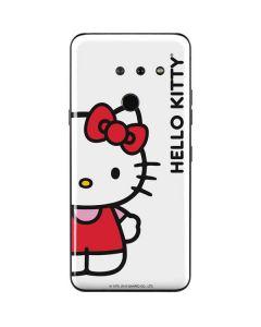 Hello Kitty Classic White LG G8 ThinQ Skin