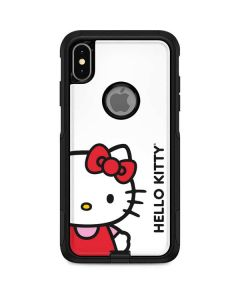 Hello Kitty Classic White Otterbox Commuter iPhone Skin