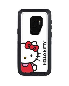 Hello Kitty Classic White Otterbox Defender Galaxy Skin