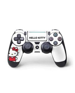 Hello Kitty Classic White PS4 Pro/Slim Controller Skin