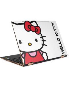 Hello Kitty Classic White HP Spectre Skin
