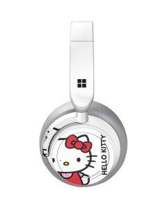 Hello Kitty Classic White Surface Headphones Skin