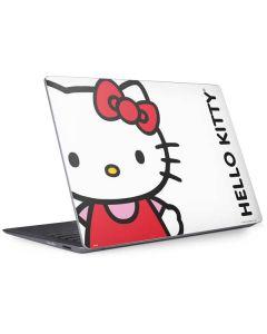 Hello Kitty Classic White Surface Laptop 2 Skin