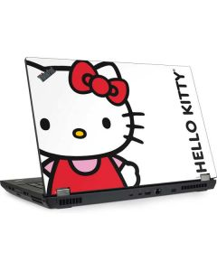 Hello Kitty Classic White Lenovo ThinkPad Skin