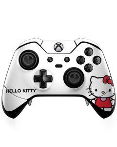 Hello Kitty Classic White Xbox One Elite Controller Skin