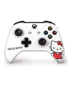 Hello Kitty Classic White Xbox One S Controller Skin