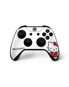 Hello Kitty Classic White Xbox One X Controller Skin