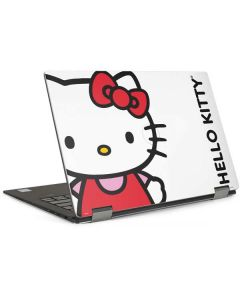Hello Kitty Classic White Dell XPS Skin