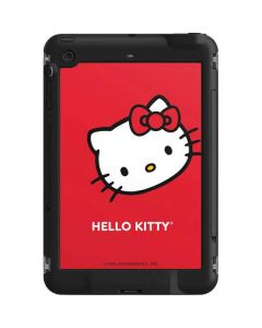 Hello Kitty Cropped Face Red LifeProof Fre iPad Mini 3/2/1 Skin