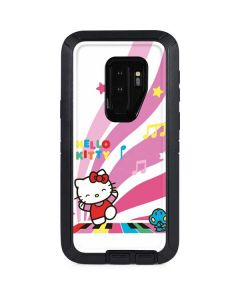 Hello Kitty Dancing Notes Otterbox Defender Galaxy Skin