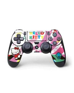Hello Kitty Dancing Notes PS4 Pro/Slim Controller Skin
