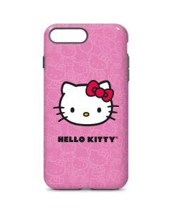Hello Kitty Face Pink iPhone 8 Plus Pro Case