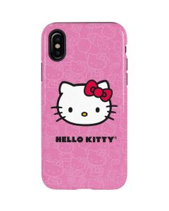 Hello Kitty Face Pink iPhone XS Pro Case