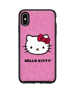 Hello Kitty Face Pink Otterbox Symmetry iPhone Skin