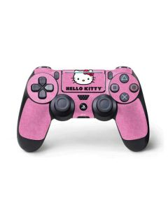 Hello Kitty Face Pink PS4 Pro/Slim Controller Skin