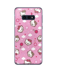 Hello Kitty Lollipop Pattern Galaxy S10e Skin