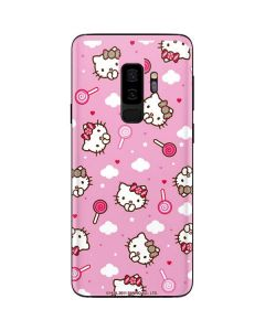 Hello Kitty Lollipop Pattern Galaxy S9 Plus Skin