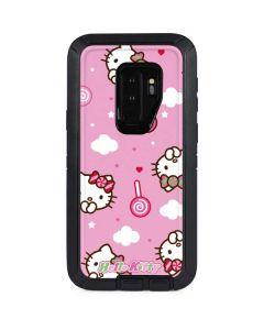 Hello Kitty Lollipop Pattern Otterbox Defender Galaxy Skin
