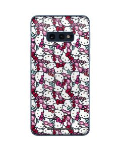 Hello Kitty Multiple Bows Galaxy S10e Skin