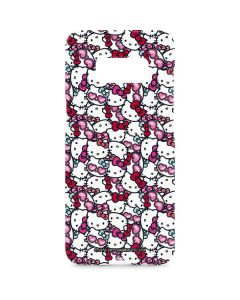 Hello Kitty Multiple Bows Galaxy S8 Plus Lite Case