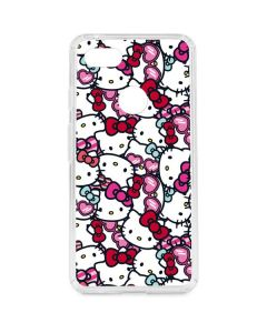 Hello Kitty Multiple Bows Google Pixel 3 XL Clear Case