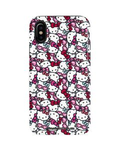 Hello Kitty Multiple Bows iPhone X Pro Case