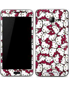Hello Kitty Multiple Bows Pink Galaxy J3 Skin