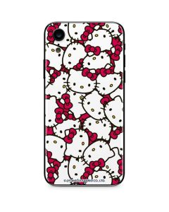Hello Kitty Multiple Bows Pink iPhone XR Skin