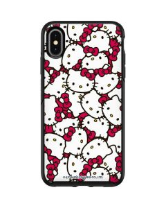 Hello Kitty Multiple Bows Pink Otterbox Symmetry iPhone Skin