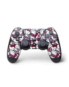 Hello Kitty Multiple Bows PS4 Pro/Slim Controller Skin