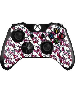 Hello Kitty Multiple Bows Xbox One Controller Skin