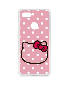Hello Kitty Outline Google Pixel 3 XL Clear Case