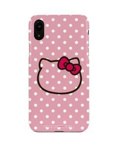 Hello Kitty Outline iPhone XR Lite Case