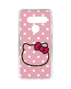 Hello Kitty Outline LG V40 ThinQ Clear Case