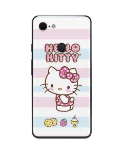 Hello Kitty Pastel Google Pixel 3 XL Skin
