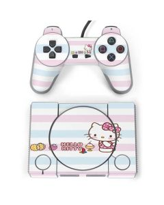 Hello Kitty Pastel PlayStation Classic Bundle Skin