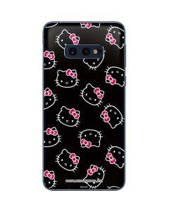 Hello Kitty Pattern Galaxy S10e Skin