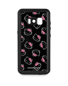 Hello Kitty Pattern Galaxy S8 Plus Waterproof Case