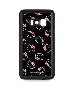 Hello Kitty Pattern Galaxy S8 Waterproof Case