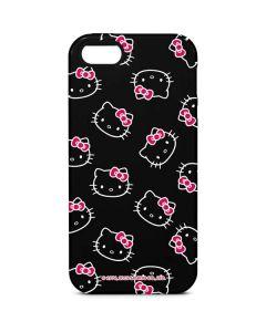 Hello Kitty Pattern iPhone 5/5s/SE Pro Case