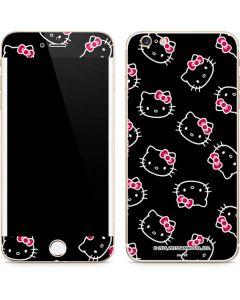 Hello Kitty Pattern iPhone 6/6s Plus Skin