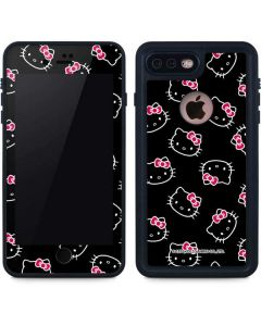 Hello Kitty Pattern iPhone 7 Plus Waterproof Case