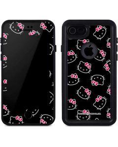 Hello Kitty Pattern iPhone 7 Waterproof Case