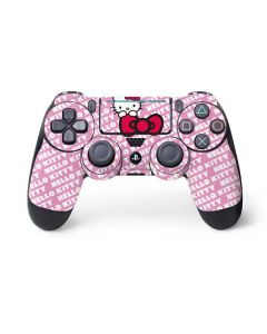 Hello Kitty Pink Bow Peek PS4 Pro/Slim Controller Skin