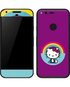 Hello Kitty Rainbow Google Pixel Skin