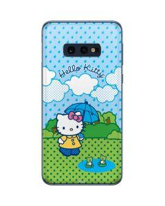 Hello Kitty Rainy Day Galaxy S10e Skin